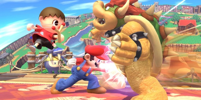 Super Smash Bros for Wii U 101