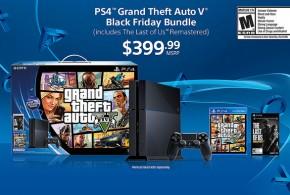 Black Friday PlayStation 4 Bundles Announced