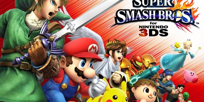 Sales of Super Smash Bros 3DS Exceed 1 Million
