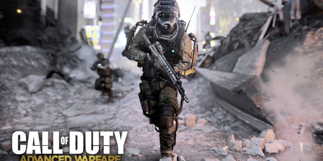 Call of Duty Advanced Warfare Review - Spoilers Inside