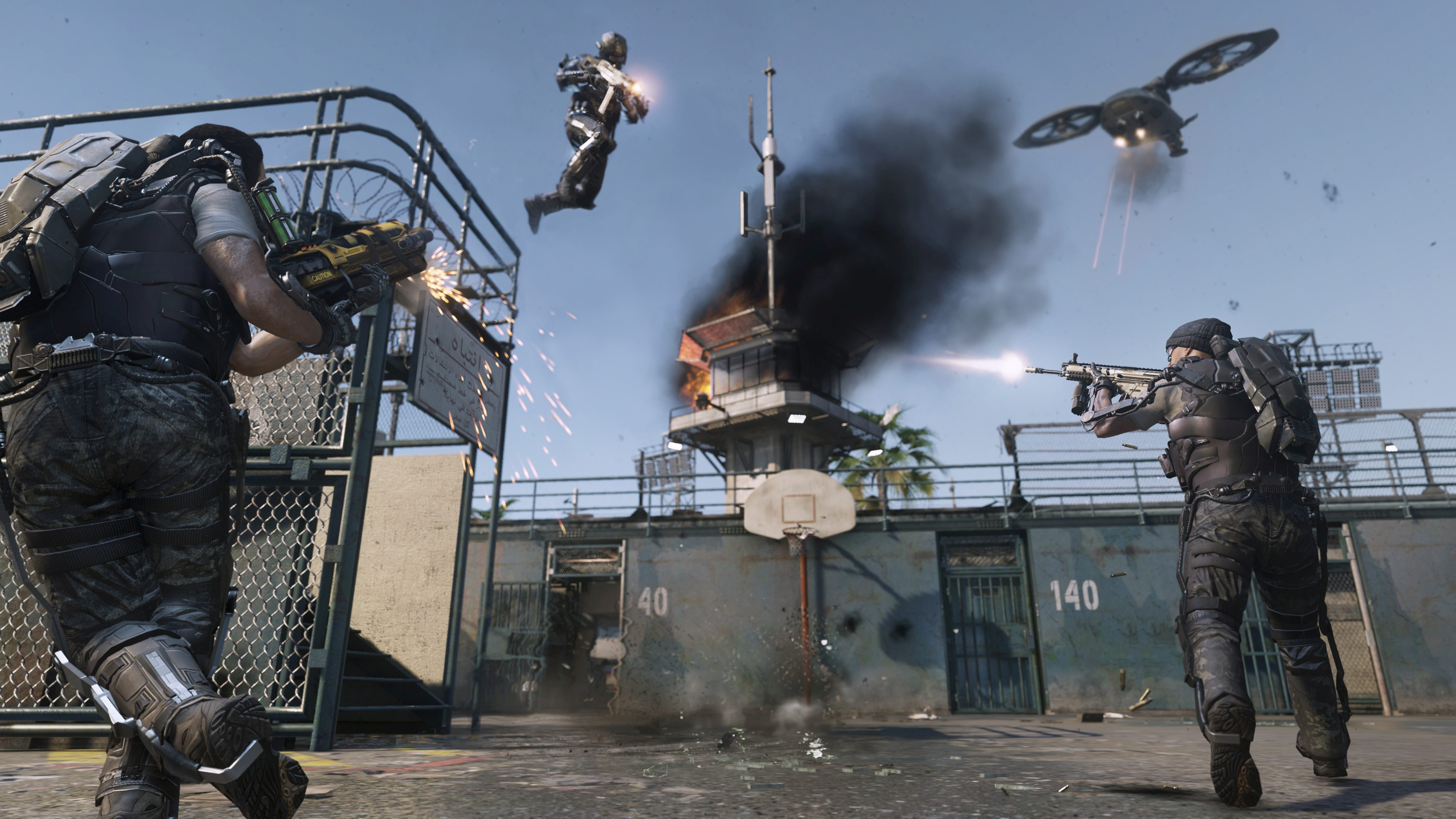 Call of Duty: Advanced Warfare – PS4 vs Xbox One ...