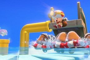 Captain Toad - Treasure Tracker TV Commercial Released