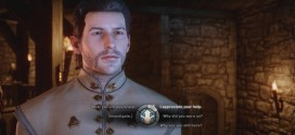 Dragon Age Inquisition Dialogue too Black and White