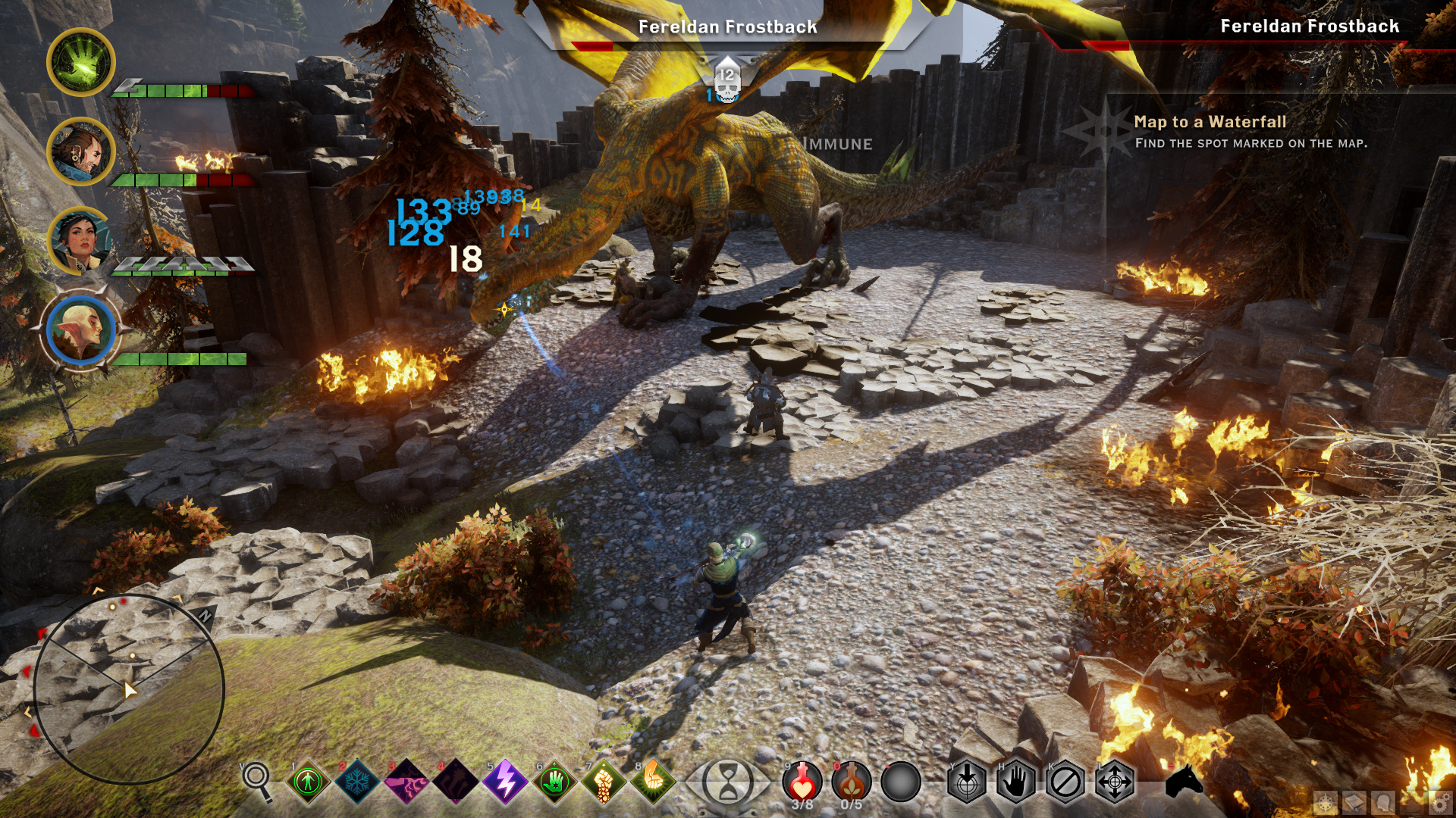 Dragon Age Inquisition Trophäen