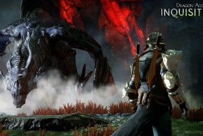 Dragon Age Inquisition 4 desktop screen