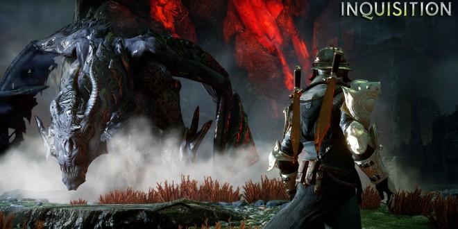 Dragon Age Inquisition 4 desktop screen