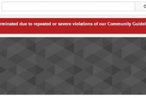 YouTube Briefly Suspends Blizzard's Channel