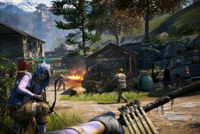 Far Cry 4 PC Patch is active