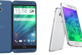 Galaxy Alpha vs HTC One E8 - overpriced vs must have