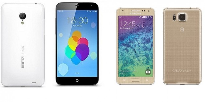 Galaxy Alpha vs Meizu MX4 - bang for buck