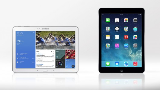 Galaxy Tab 4 10.1 vs iPad Air - bang for buck
