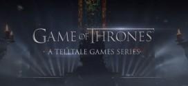 Telltale's Game of Thrones Release Dates Announced