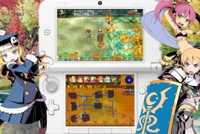 Etrian Odyssey and the Mystery Dungeon Teaser Site Releases New Clips