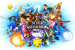 Pre-Load Super Smash Bros Now!