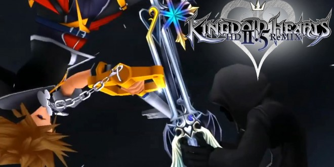 Kingdom Hearts HD 2.5 Remix Receives Two New Trailers
