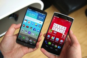 LG G3 vs OnePlus One - flagship vs underdog