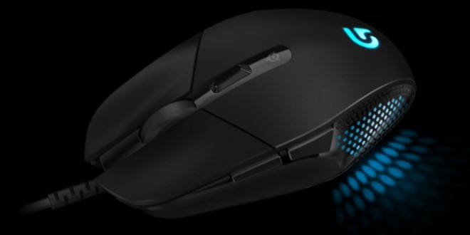 23221587a74 Logitech unveils new mouse aimed at pro MOBA players – Load the Game