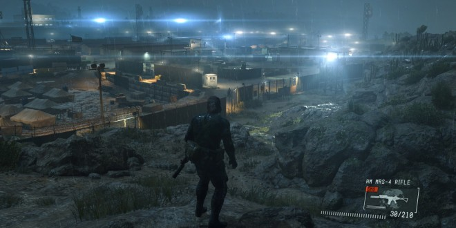 Ground Zeroes' PC screens show an improvement over consoles