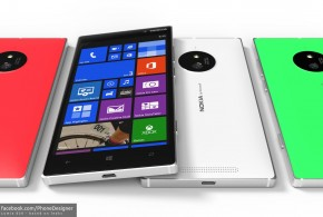 Microsoft give-away - Lumia 830 + Fitbit Flex