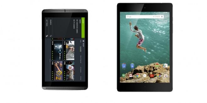 Nvidia Shield Tablet vs Nexus 9 - bang for buck