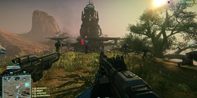PlanetSide 2′s PS4 beta ready for December