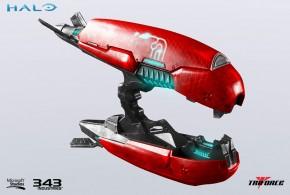 Replica Halo Plasma Rifles Revealed