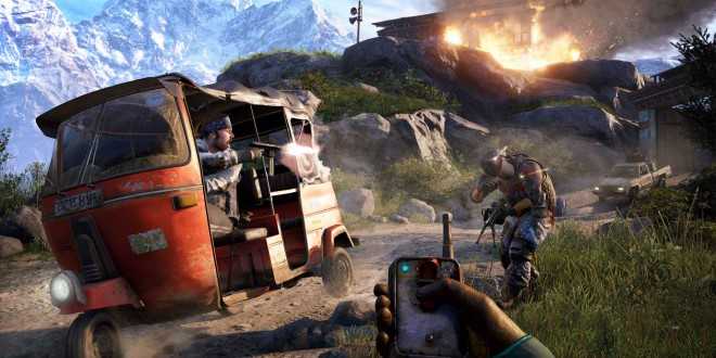 Far Cry 4 Glitches Fixed on PlayStation 3 and 4