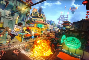 Sunset Overdrive DLC Detailed