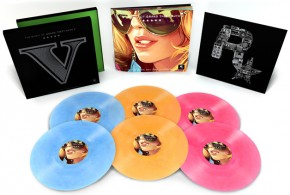 Grand Theft Auto V Soundtrack: Limited Edition Box Set, Only 5,000 Available