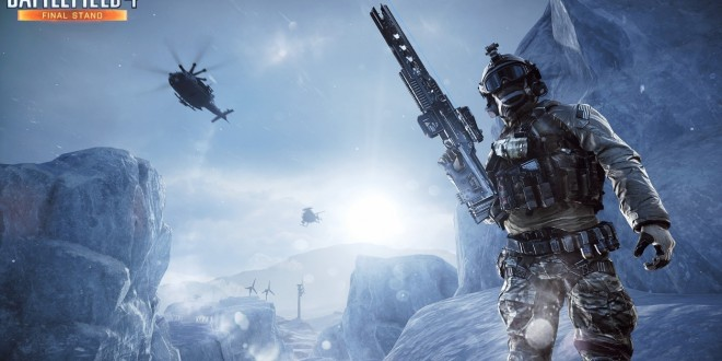 Battlefield 4 FS Official trailer