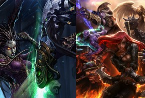 e-sports-starcraft-2-league-of-legends-dota-2