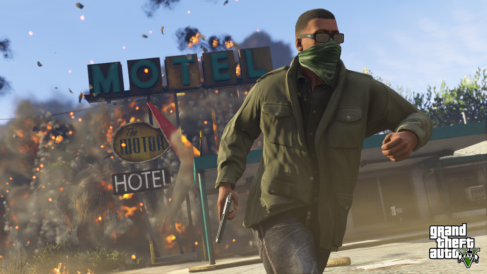 GTA V: Review for Next-Gen