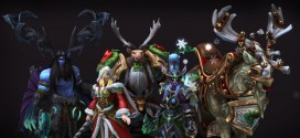 Heroes of the Storm gets new Christmas themed skins and reindeer mount