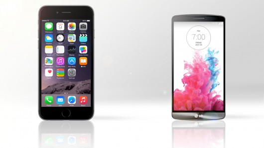 iPhone 6 Plus vs LG G3 - comparing the divas of 2014