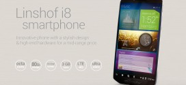 Linshof i8 is an octa-core German flagship with 80GB of internal storage
