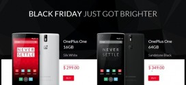 OnePlus One can be purchased without an invite on Black Friday