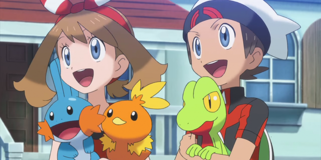 New Features in Pokemon Omega Ruby Alpha Sapphire