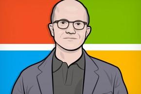 Satya Nadella says Microsoft has three branches