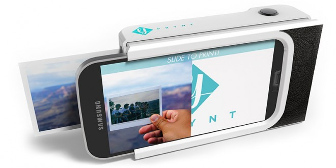 Prynt turns your phone into a printer