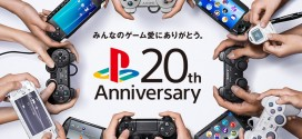 Sony celebrates the 20th anniversary of PlayStation with a great trailer