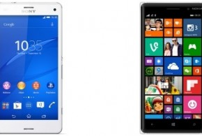 Lumia 830 vs Xperia Z3 - price, specs and features compared