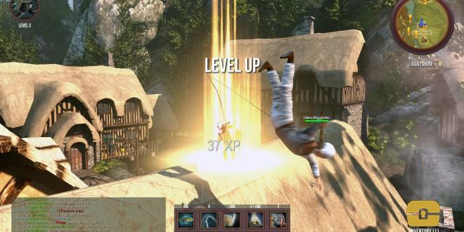 Goat MMO Simulator Announced