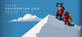 Steam Exploration Sale: Black Friday Deals Start Now