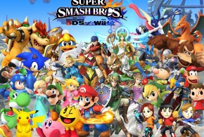 Super Smash Bros. Sets Wii-U Preorder Record
