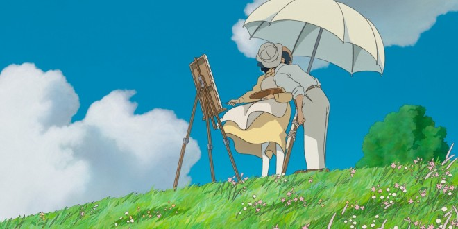 The Wind Rises Now Available