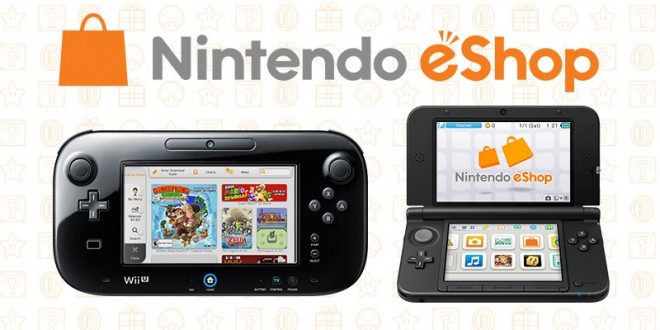 Nintendo eShop Update for November 27, 2014