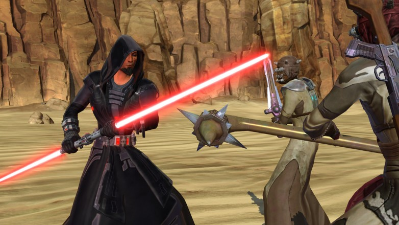 Star Wars: The Old Republic part of the top 10 MMORPGs for 2015