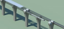 Hyperloop, Elon Musk's baby, might become a reality soon enough