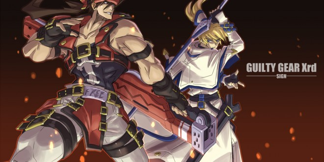 Guilty Gear Xrd Sign Limited Edition Coming December 23