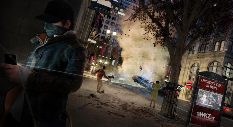 Watch Dogs on PlayStation 3, 4, Xbox 360, Xbox One and PC